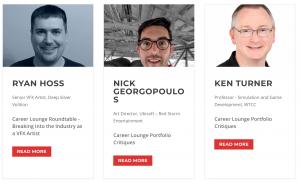 Career lounge help - placeholder