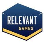 Relevant Games - logo