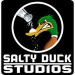 Salty Duck Studios - logo