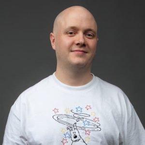 Richard Rouse - 2021 ECGC speaker