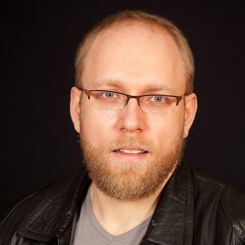 Tobias Heussner - 2021 ECGC speaker