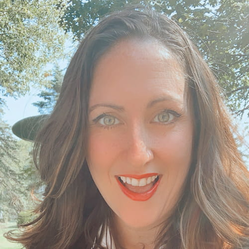 Amanda Gardner - 2021 ECGC speaker