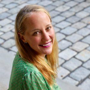 Rebecca Dixon - 2021 ECGC speaker