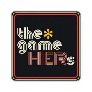 the*gameHERs logo